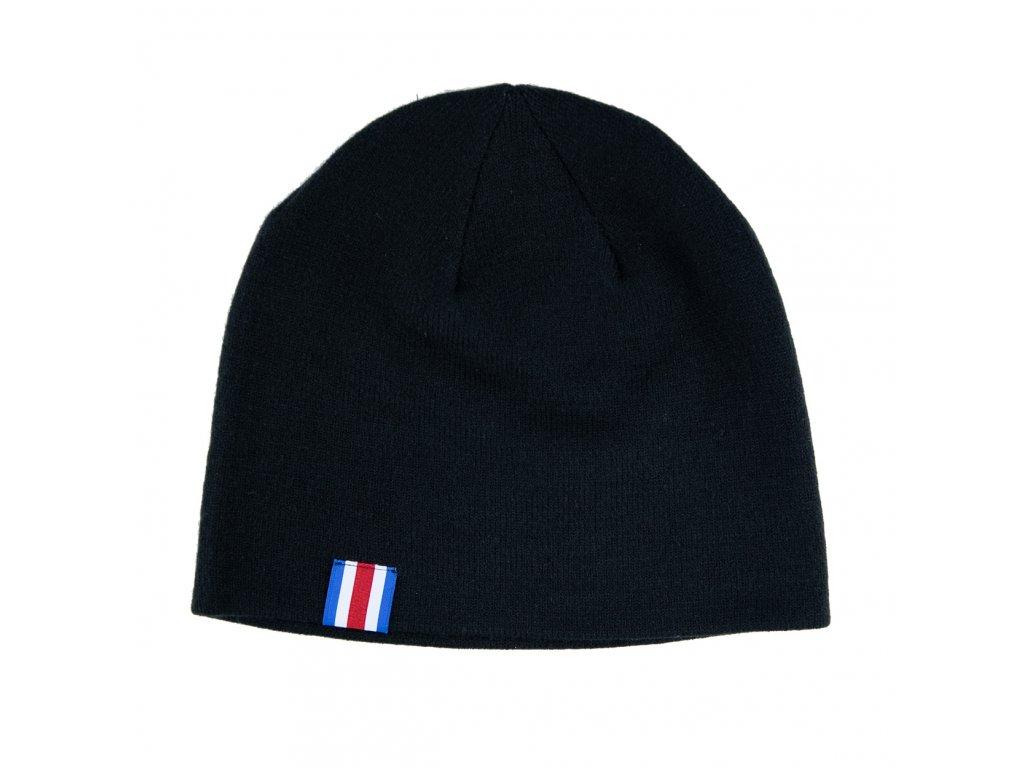 Winter Cap IV Black kulich