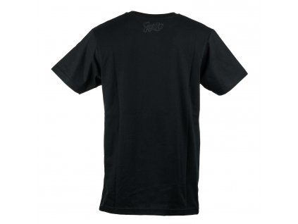 Allblack T-Shirt (slim fit) (Velikost XL)