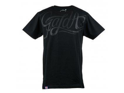 Allblack T Shirt (slim fit) front