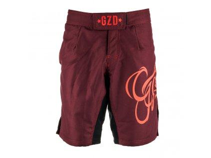 Shorts 2 Burgundy