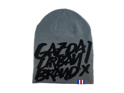 Winter Cap III Grey 1