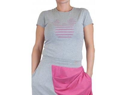 Tričko s krátkým rukávem miki