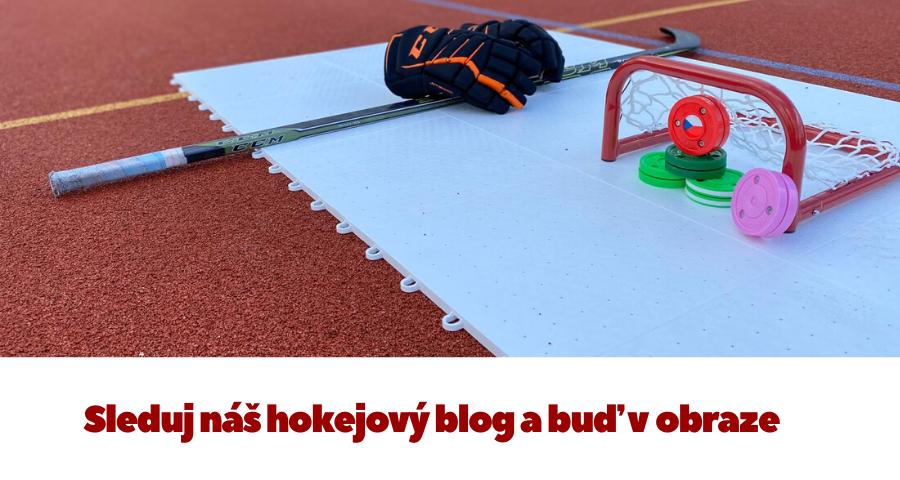 Sleduj náš hokejový blog
