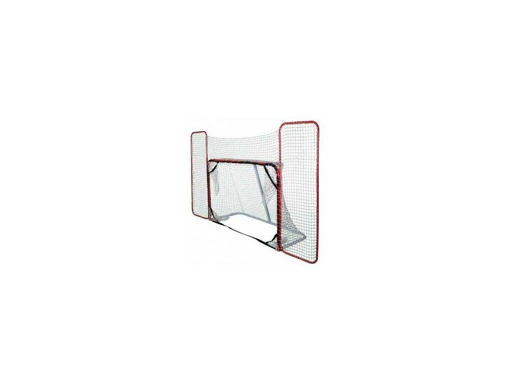 target hokejová branka skládací s postranní sítí 1