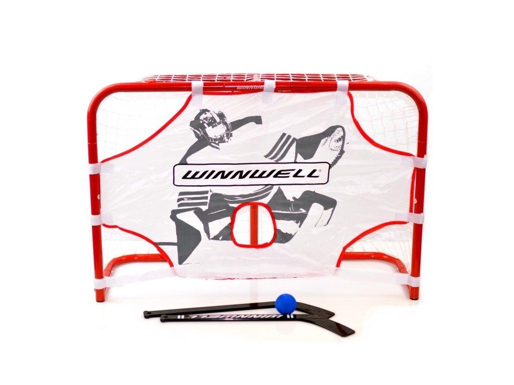 "Hokejová branka Winnwell 32"" Mini Net Set"