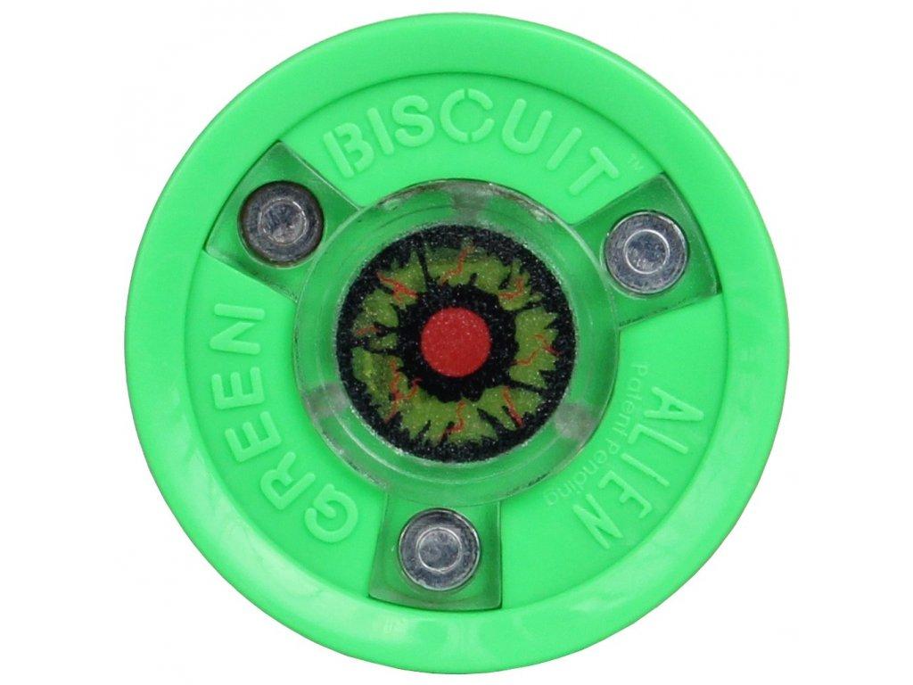 Puk Green Biscuit Alien