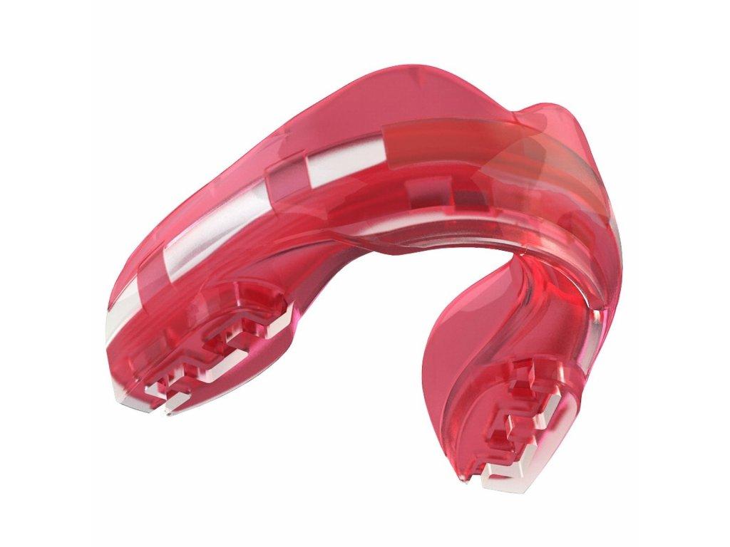 Chránič zubů Safe Jawz Ortho Series Ice Pink