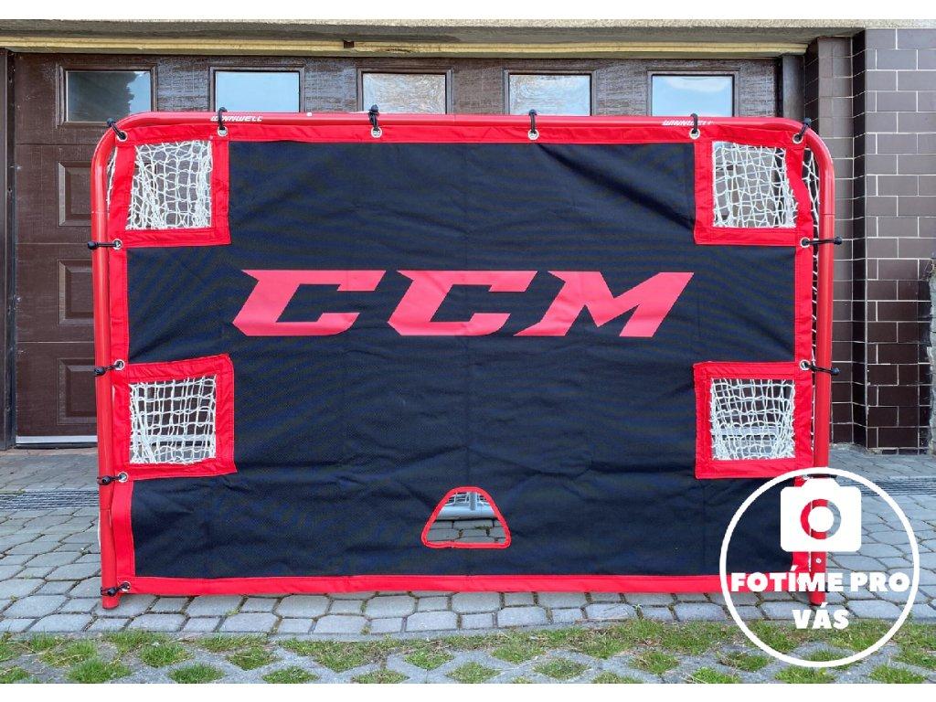 střelecká plachta CCM 1