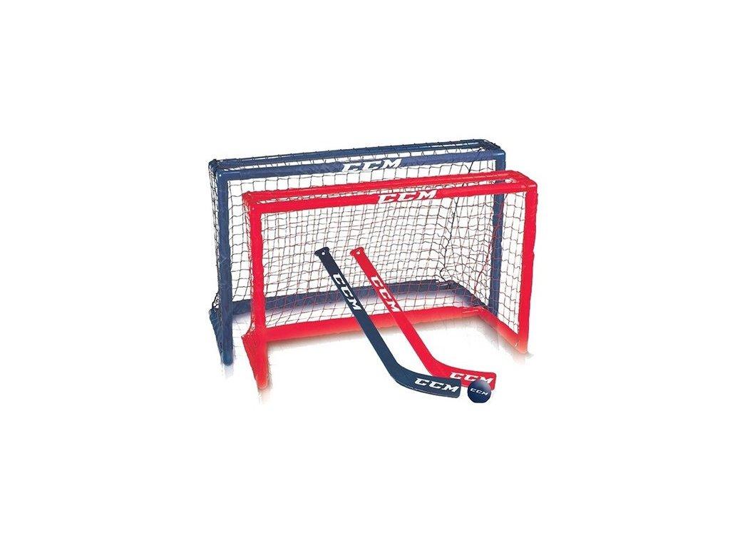 Set CCM Mini Hockey
