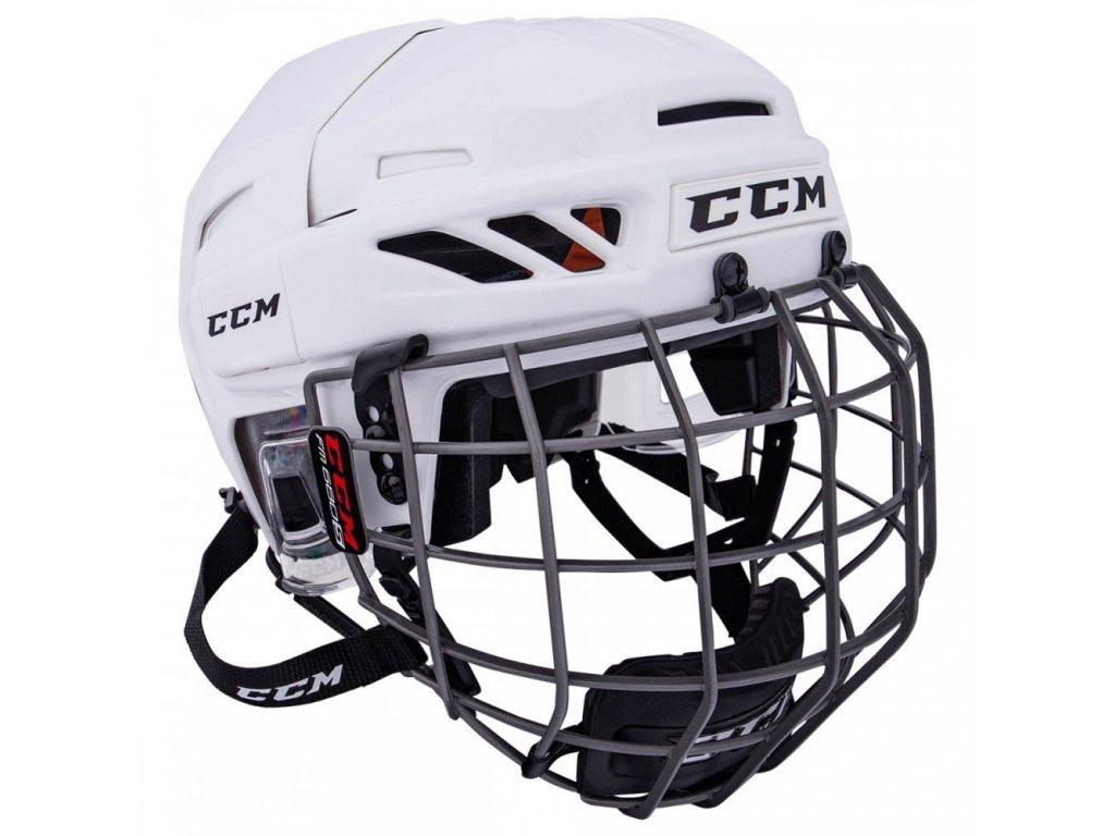 ccm hockey helmet fl90 combo sr