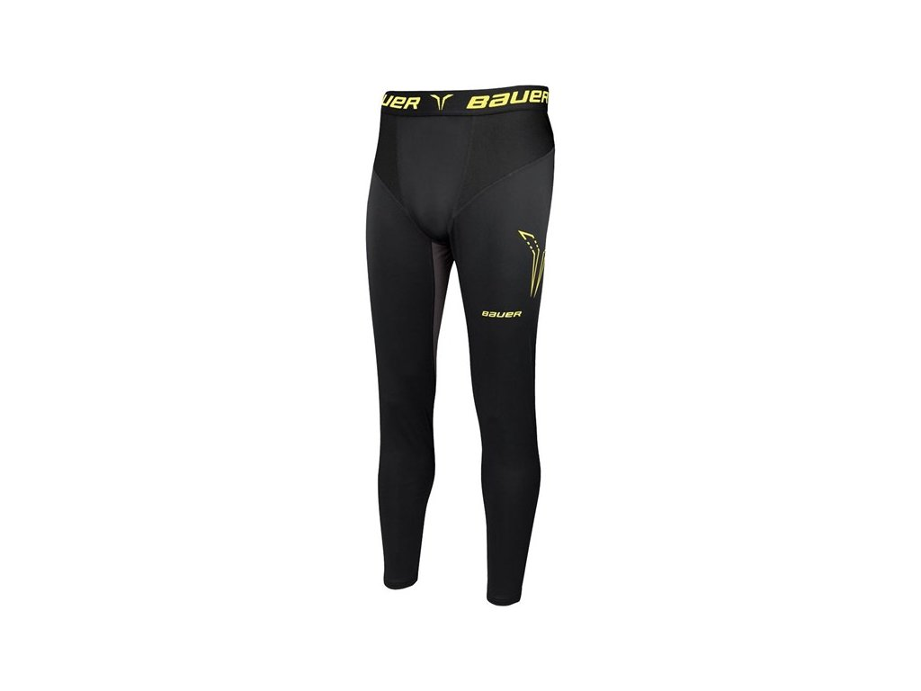 kalhoty bauer premium compression 1
