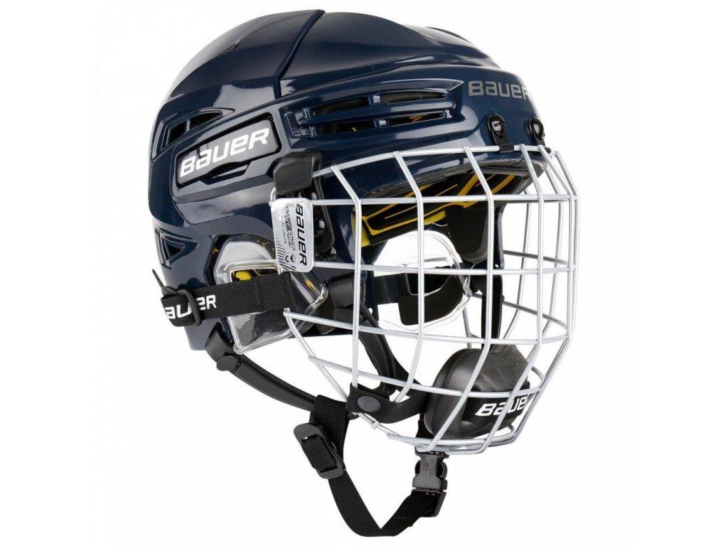 bauer hockey helmet reakt 100 combo yth