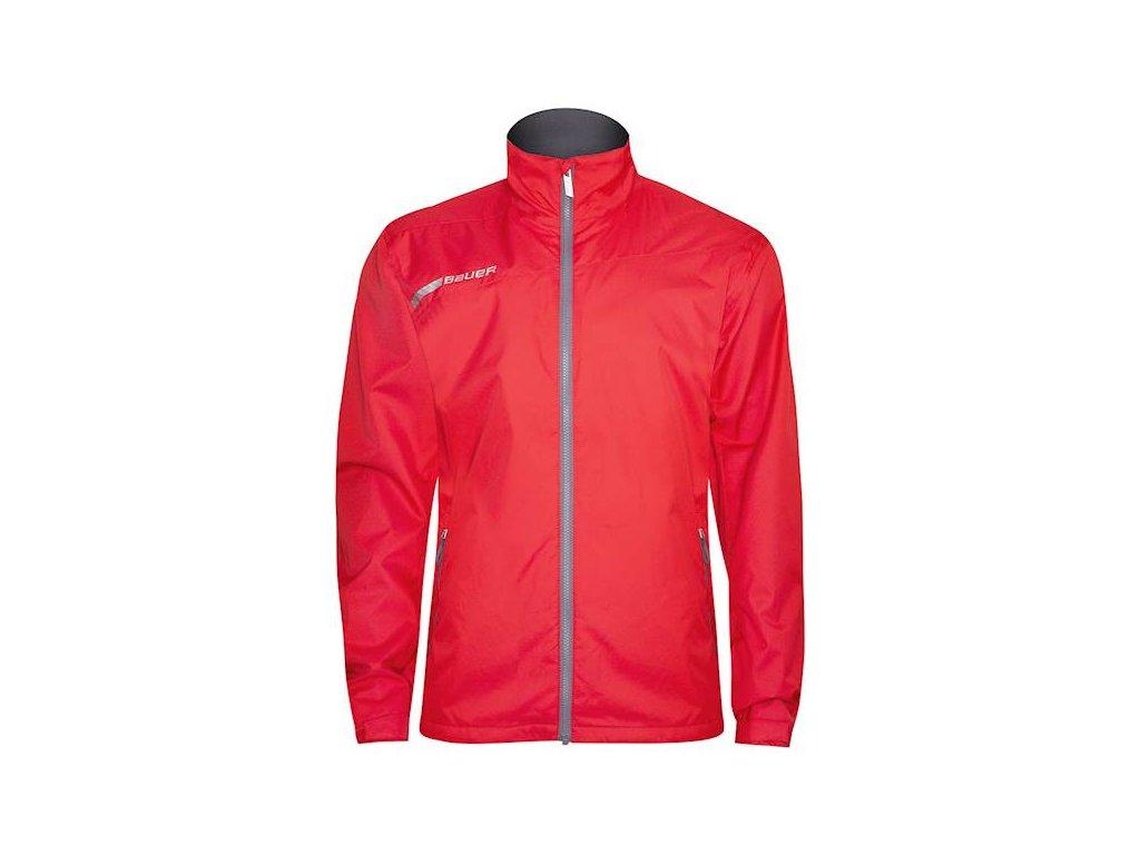 bunda bauer flex jacket red