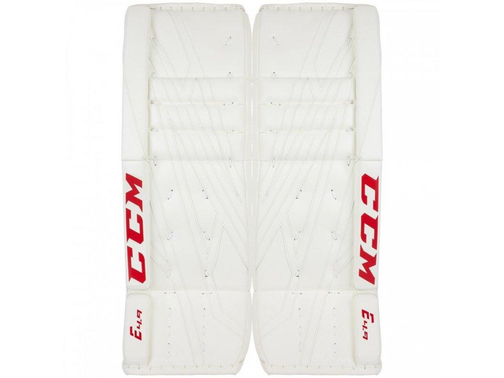ccm goalie leg pads extreme flex 4 e 4 9 sr