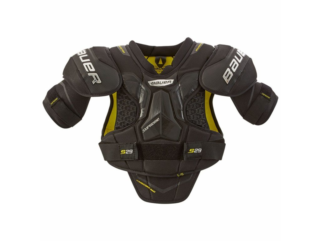 bauer hockey shoulder pads supreme s29 jr