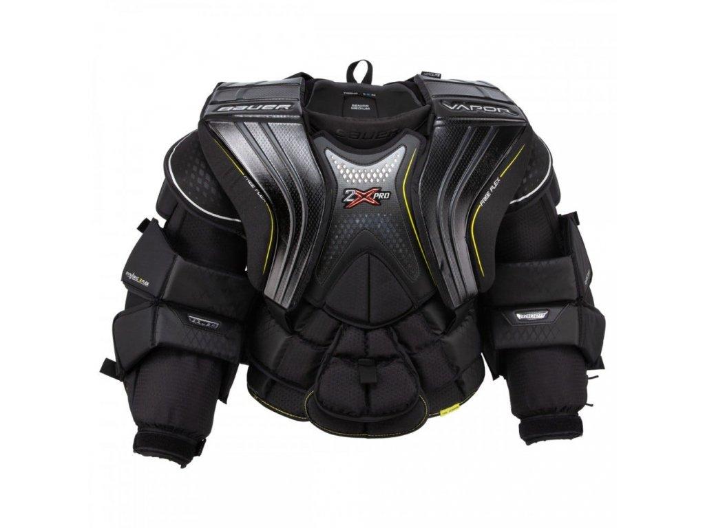 bauer goalie chest protector vapor s19 2x pro sr