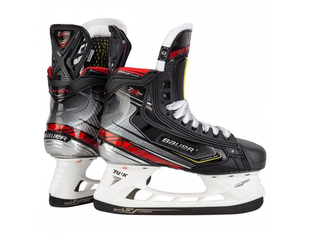 bauer ice hockey skates vapor 2x pro jr