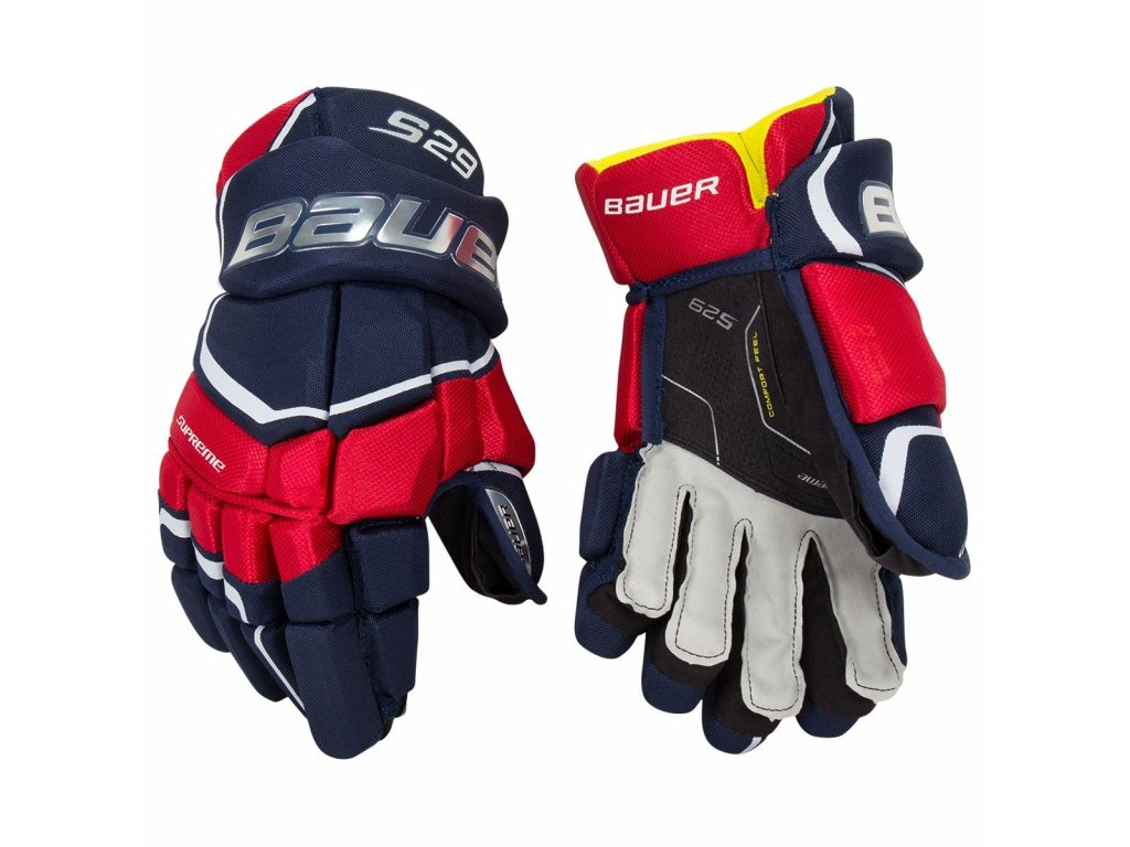 bauer hockey gloves supreme s29 jr