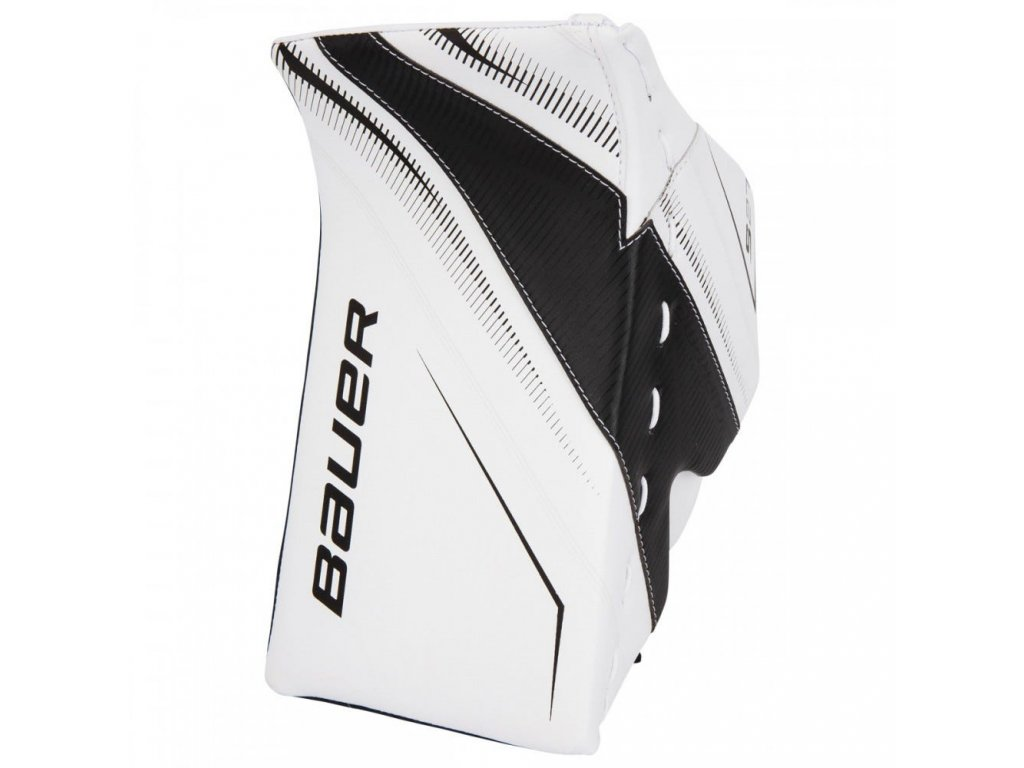 bauer goalie blocker supreme s27 jr