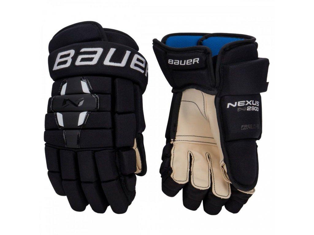 bauer hockey gloves nexus n2900 sr