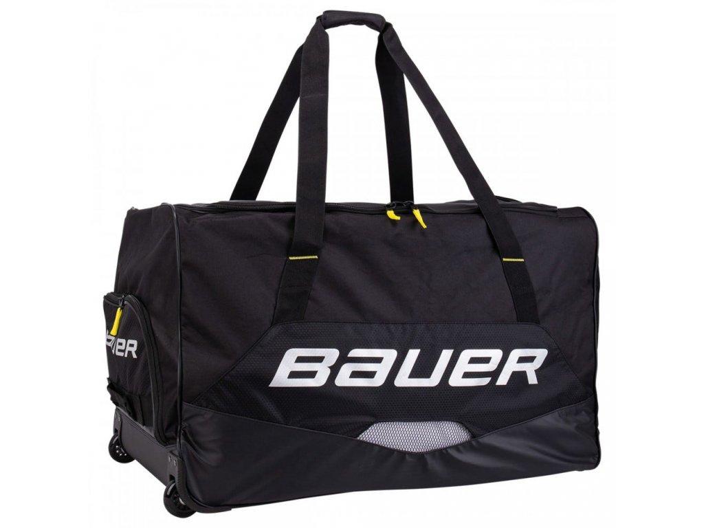 bauer hockey wheeled equipment bag premium 37 sr