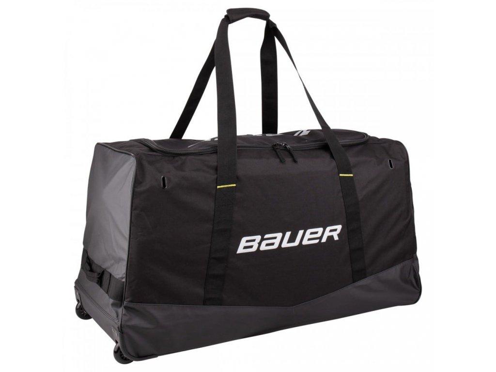 bauer hockey wheeled equipment bag core 37 sr