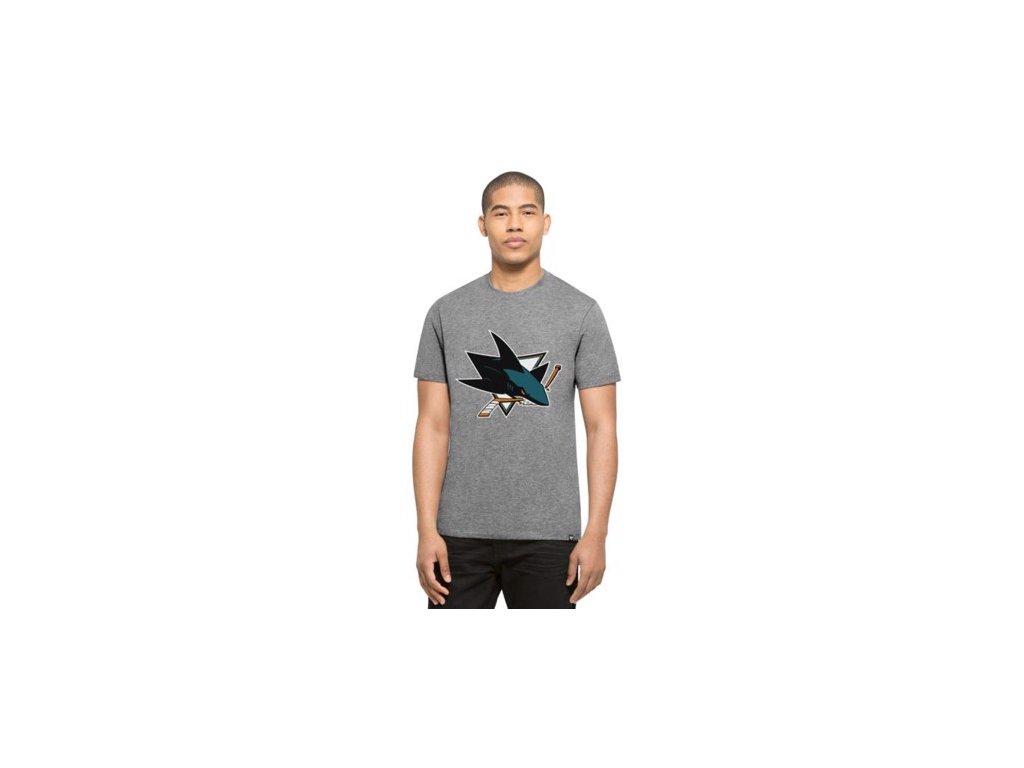 NHL San Jose Sharks '47 Club Tee