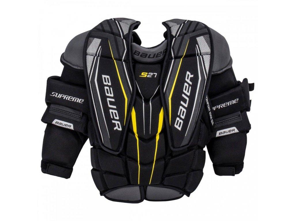 bauer goalie chest protector supreme s27 jr