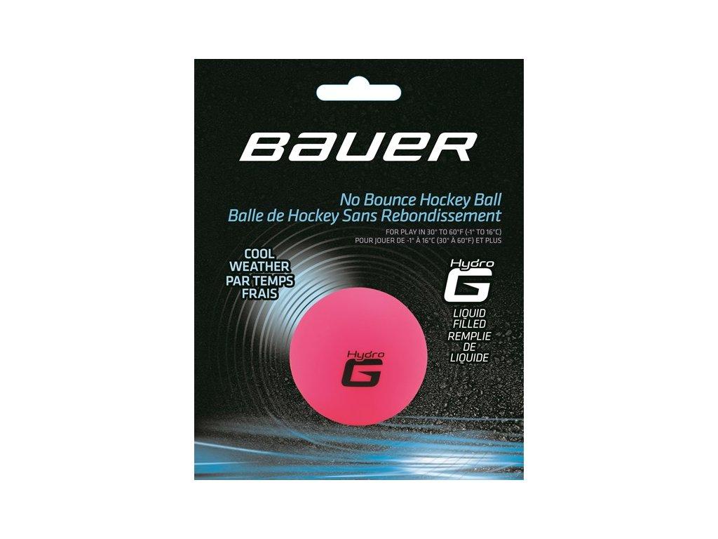 Míček BAUER Hydro G Cool Pink