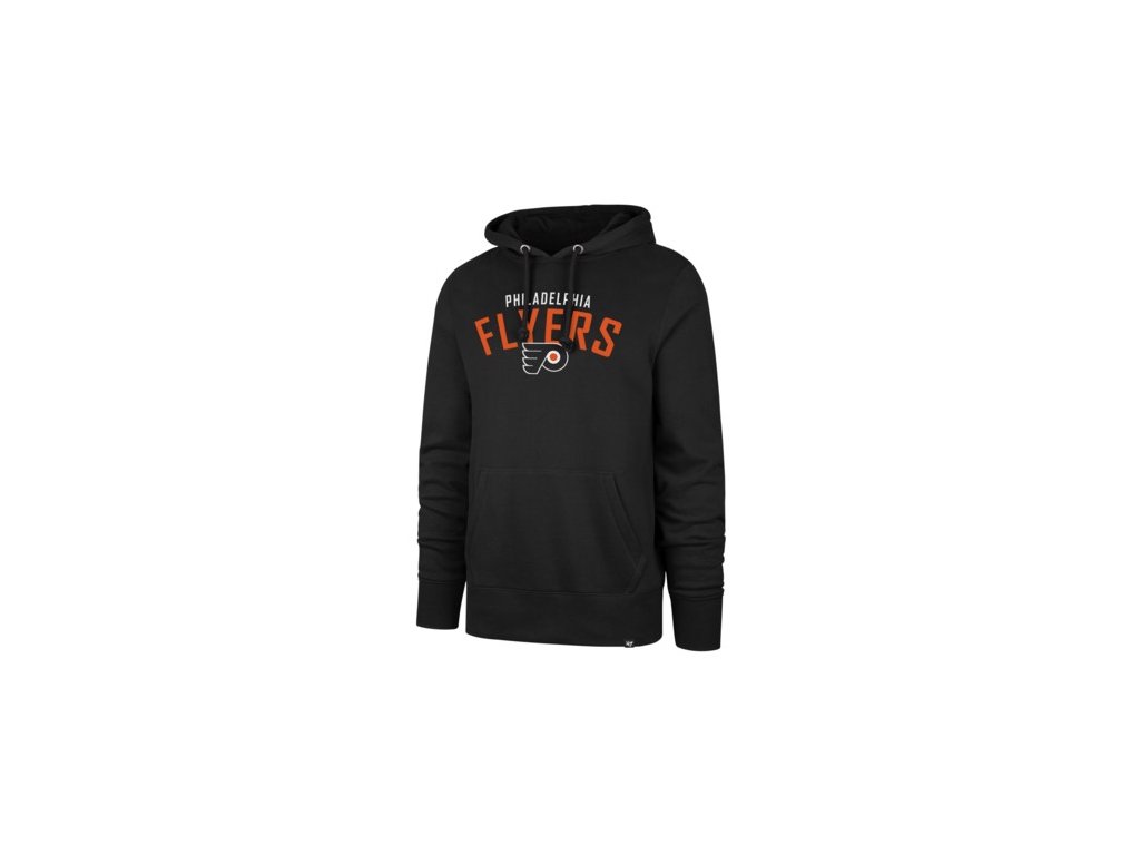 NHL Philadelphia Flyers Outrush '47 HEADLINE Pullover Hood