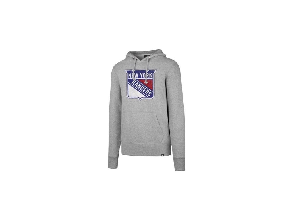 NHL New York Rangers Knockaround '47 HEADLINE Pullover Hood