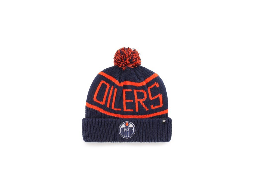 NHL Edmonton Oilers Calgary '47 CUFF KNIT 1