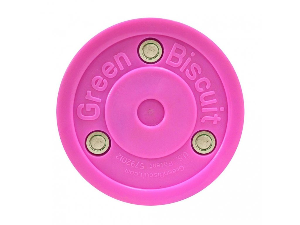Green Biscuit Pink