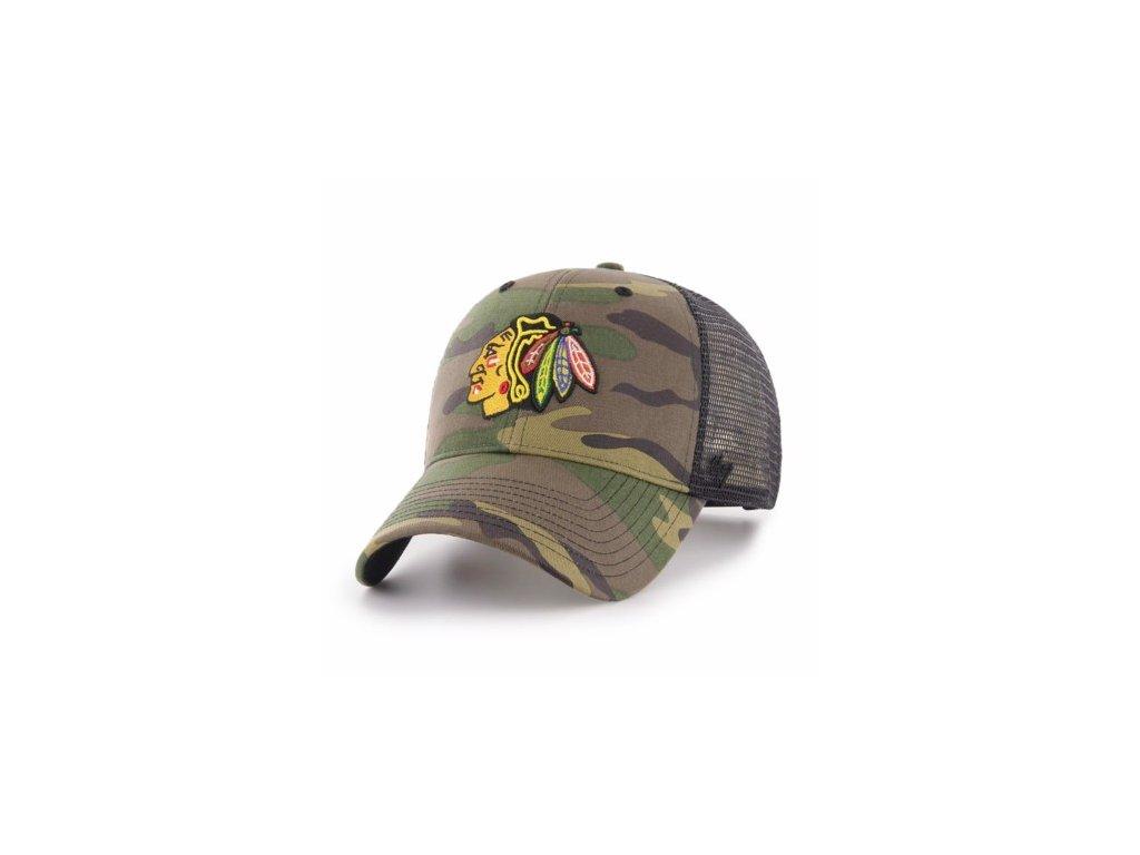 NHL Chicago Blackhawks Camo Branson '47 MVP