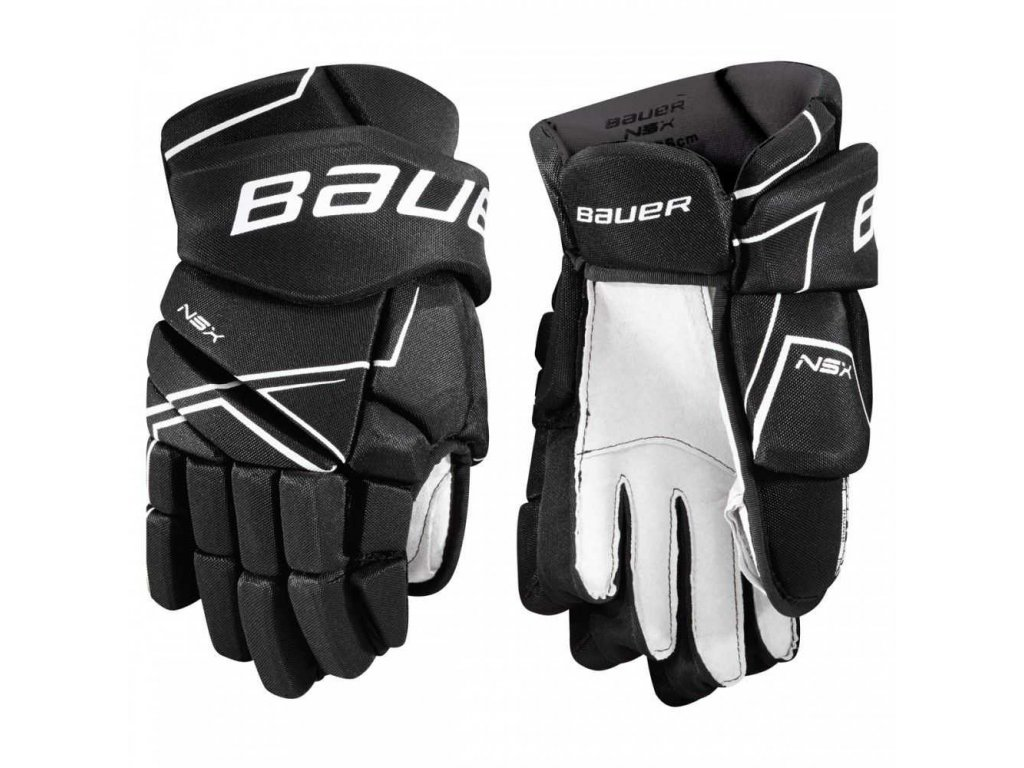 bauer hockey gloves nsx sr optimized