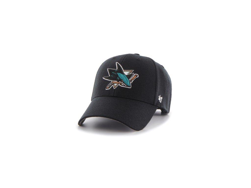 NHL San Jose Sharks '47 MVP