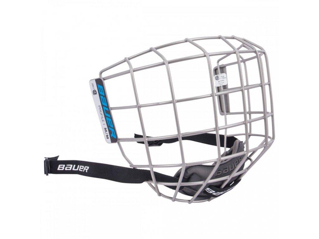 bauer hockey face mask profile i