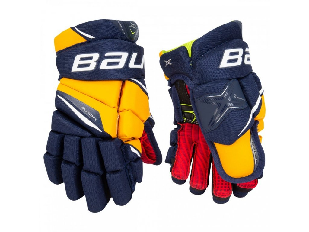 bauer hockey gloves vapor x2 9 jr