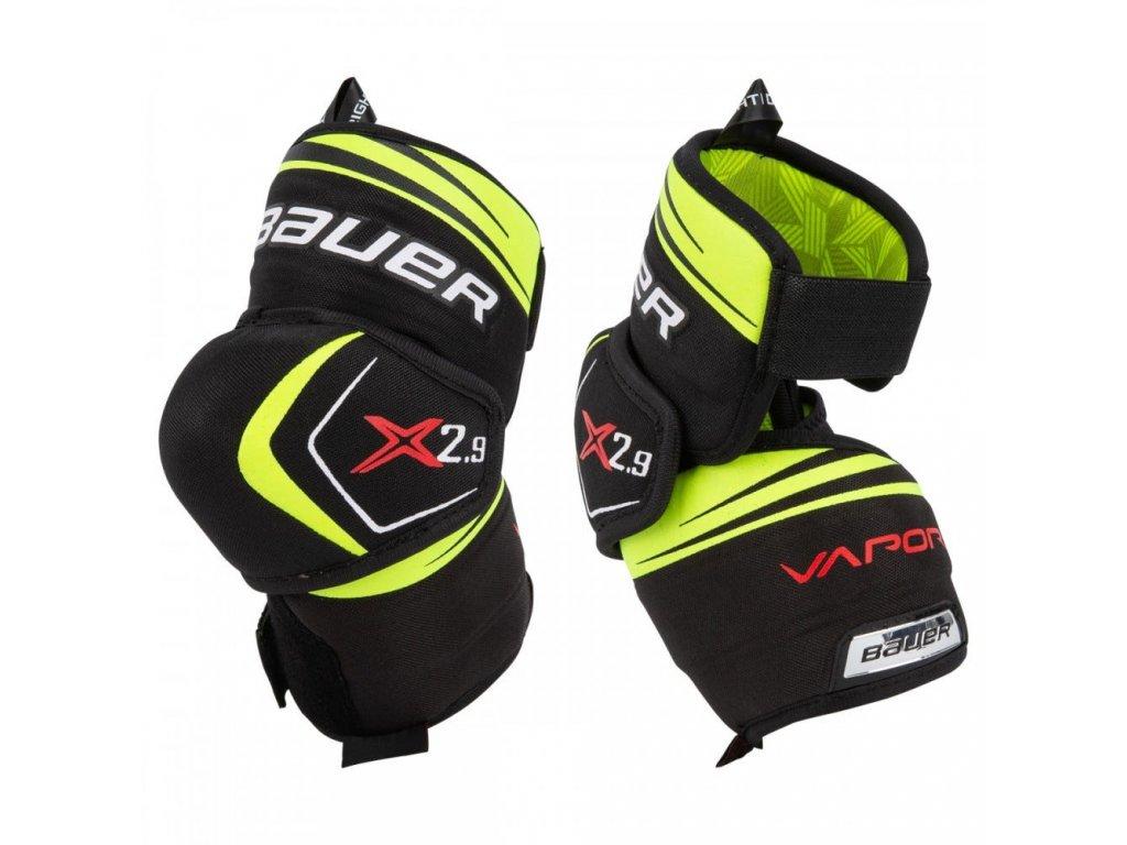 bauer hockey elbow pads vapor x2 9 jr