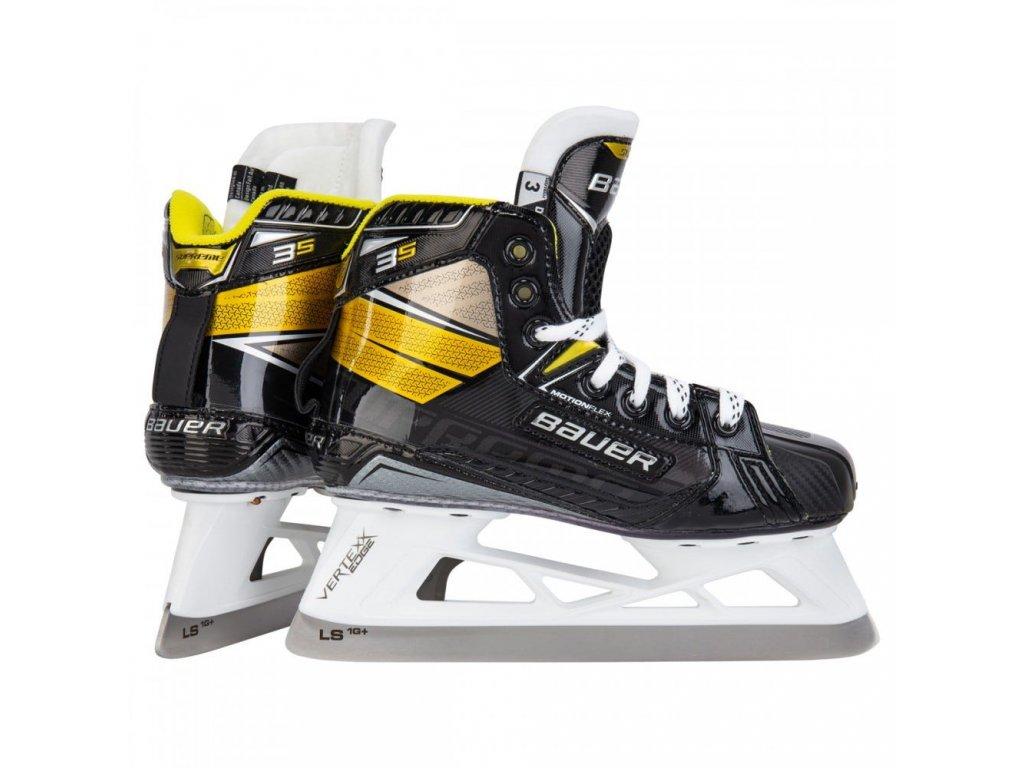bauer goalie skates supreme 3s jr