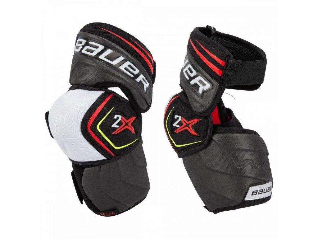 bauer hockey elbow pads vapor 2x sr