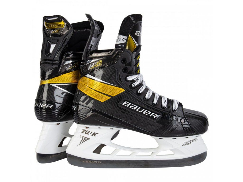 bauer hockey skates supreme ultrasonic sr