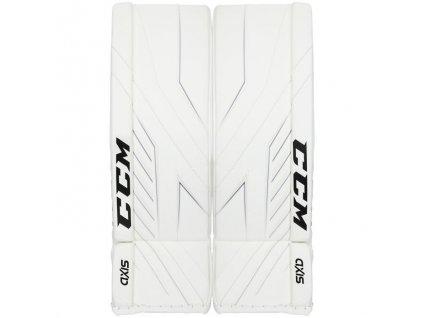 ccm goalie leg pads axis pro sr