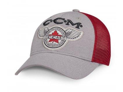 Čepice CCM Heritage MeshBack Trucker
