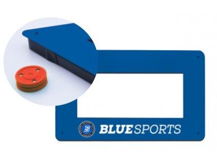 Rectangular Passer (4way) Blue Sports
