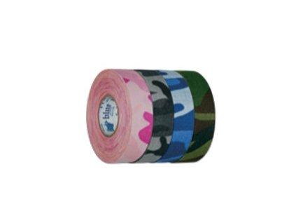 Páska Camouflage bavlněná Blue Sports