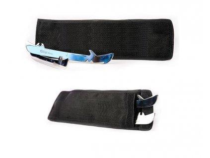 Chránič nožů Blue Sports Skate Blade Pouch