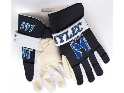 Hokejbalové rukavice Mylec MK1