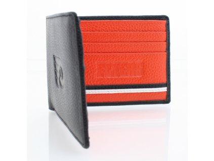Kožená peněženka JFSC NHL Leather Wallet