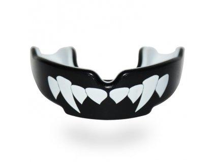 Chránič zubů Safe Jawz Extro Series Fangz Black
